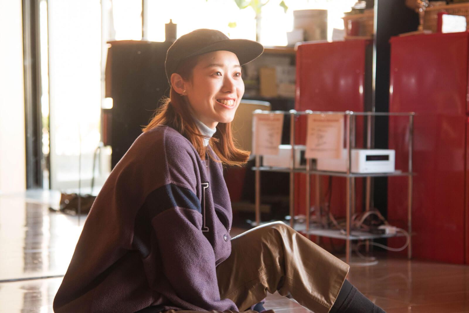 ローカルWEBメディア・地域サイト 地元サイト 草加ローカルストーリー 岡本朱里 ダンサー 坐禅 5枚目写真