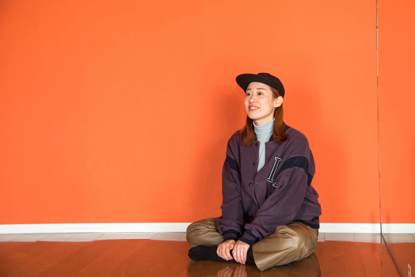 ローカルWEBメディア・地域サイト 地元サイト 草加ローカルストーリー 岡本朱里 ダンサー 坐禅 4枚目写真