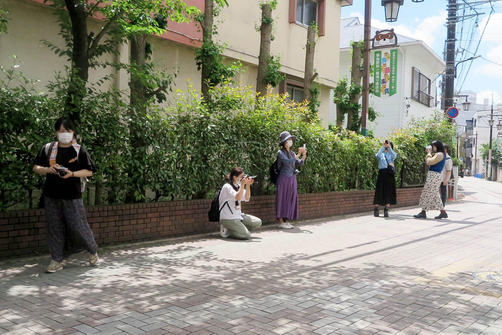 ローカルWEBメディア・地域サイト 草加ローカルストーリー 草加カメラ部 草加レポート カメラ女子