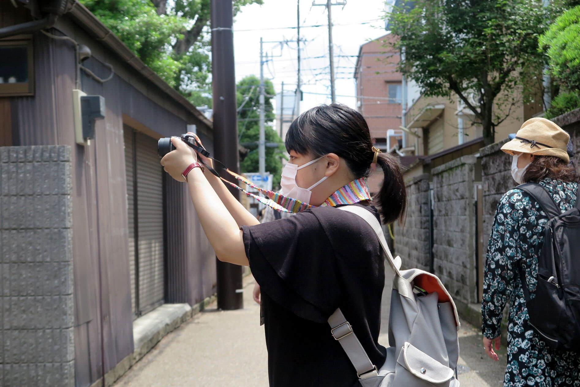 ローカルWEBメディア・地域サイト 草加ローカルストーリー 草加カメラ部 草加レポート 旧日光街道への道