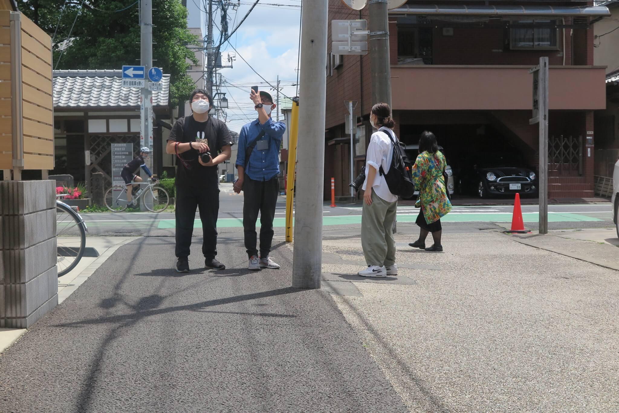 ローカルWEBメディア・地域サイト 草加ローカルストーリー 草加カメラ部 草加レポート 旧日光街道へ